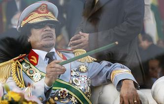 Moammar Gadhafi, 2009