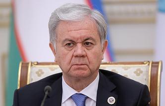 SCO Secretary General Rashid Alimov