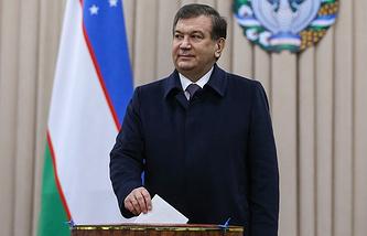 Shavkat Mirziyoyev