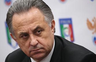 Vitaly Mutko, Russian Deputy Prime Minister