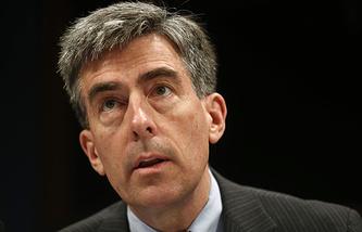 Former National Security Agency deputy director Chris Inglis