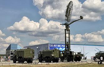 Kasta-2 air surveillance radar