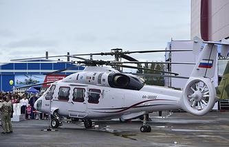 Ka-62 helicopter