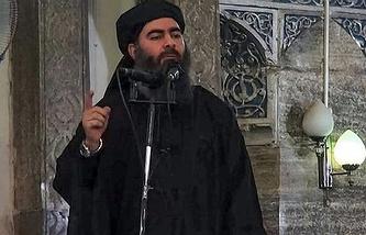 Ibrahim Abu Bakr al-Baghdadi