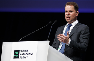 WADA Director General Olivier Niggli