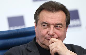 Russian film director Alexei Uchitel