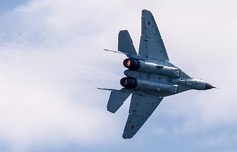 MiG-35 plane