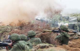 ZAPAD 2017 military drills