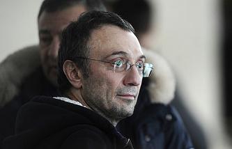 Suleiman Kerimov, a member of the Federation Council