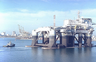 Sea Launch platform