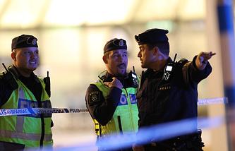Swedish police