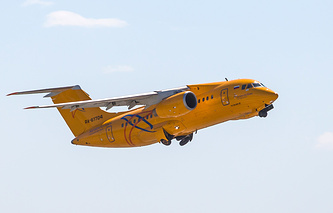 An-148 plane