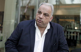 President of the United World Wrestling Nenad Lalovic
