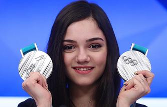 Yevgeniya Medvedeva