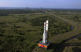 Wenchang cosmodrome in China's Hainan province