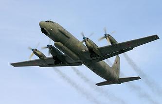 An Il-20 plane