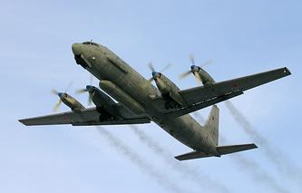 Il-20 plane