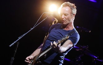 Gordon Matthew Thomas Sumner, commonly known as Sting