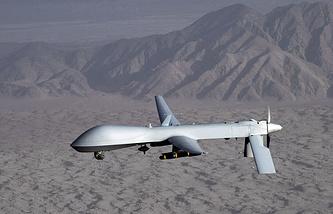 US drone MQ-1 Predator