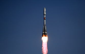 Soyuz-2.1a rocket booster
