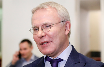 First Deputy Chairman of the Russian State Duma Committee on Physical Fitness, Sports, Tourism and Youth Vyacheslav Fetisov
