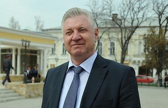 Мэр Астрахани Михаил Столяров