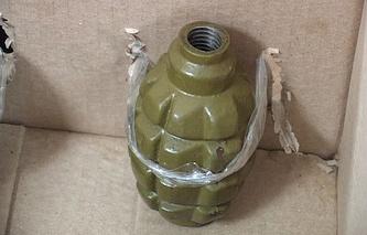 Боеприпасы, изъятые у жителя Екатеринбурга