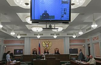 """Рассмотрение жалобы на приговор по второму делу """"ЮКОСа"""""""