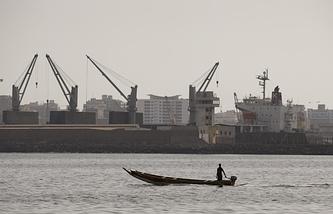 Порт Дакар