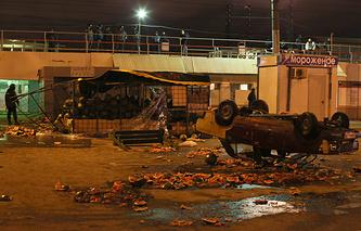 Последствия беспорядков в Бирюлево, 2013