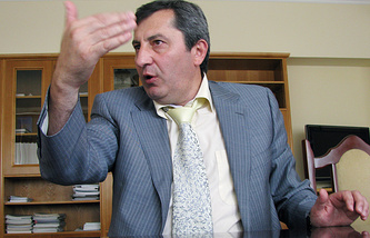 Вице-премьер Дагестана Магомедгусен Насрутдинов