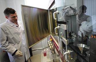 Открытие роботизированной станции культивирования клеток в Институте медицинских клеточных технологий