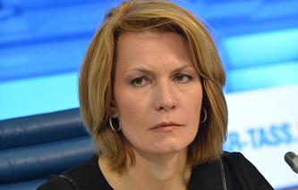 Президент РФБ Юлия Аникеева