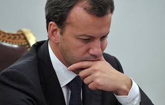 Председателя правительства РФ Аркадий Дворкович