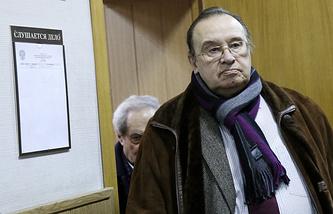 Бывший ректор МАрхИ Александр Кудрявцев