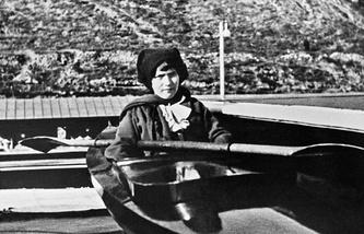 Княжна Анастасия Николаевна, 1913 год