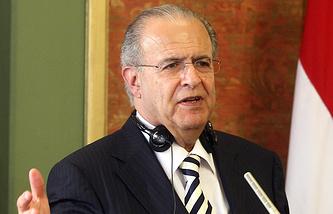 Министр иностранных дел Кипра Иоаннис Касулидис