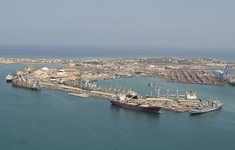 Порт Джибути