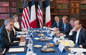 Саммит G8 в Северной Ирландии, 2013 год
