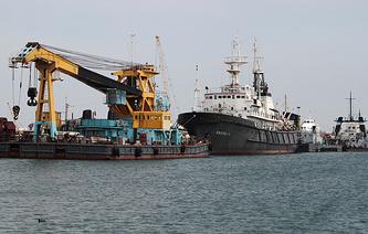 "Работа ""Черноморнефтегаза"""