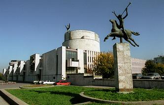 Государственный академический детский музыкальный театр имени Натальи Сац