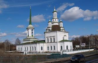 Свято-Троицкий собор в Алапаевске