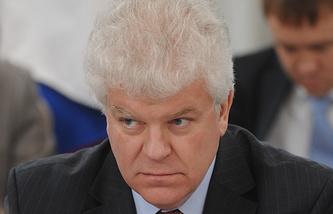 Постпред России при ЕС Владимир Чижов