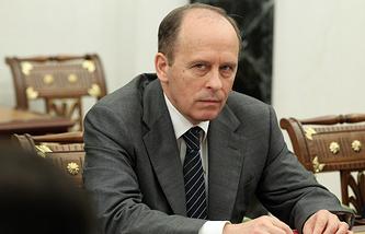 Директор Федеральной службы безопасности РФ Александр Бортников
