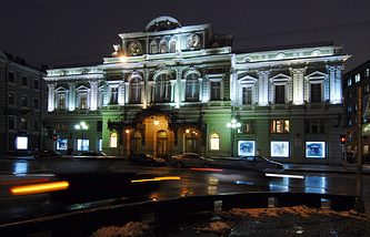 Академический Большой драматический театр имени Г.А.Товстоногова
