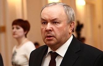 """Генеральный директор НПО """"Мостовик"""" Олег Шишов"""