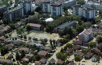 Город Обреновац