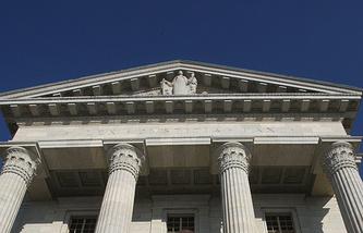 Здание Федерального суда Швейцарии