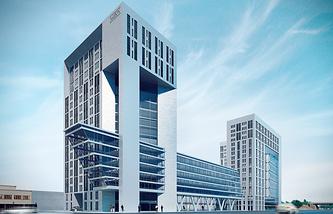 Визуализация будущего комплекса