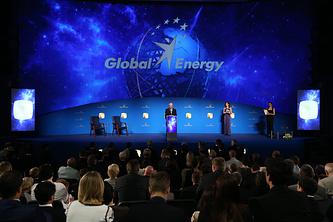 """Вручение международной премии """"Глобальная энергия"""""""